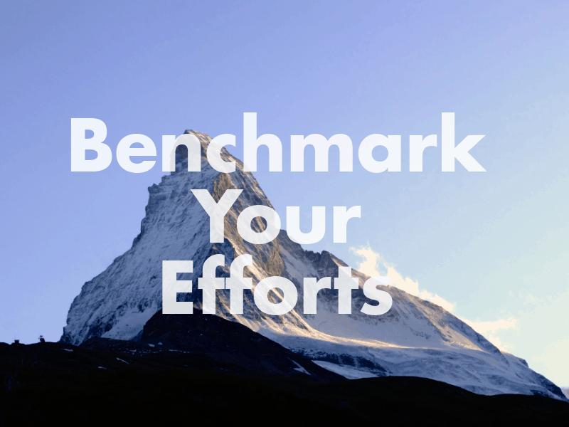 benchmark-efforts