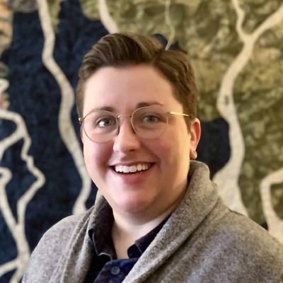 Portrait of Kelsey Moody