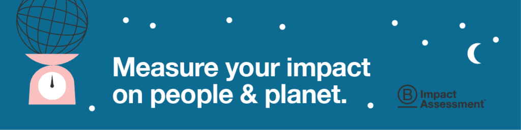 Measure your impact