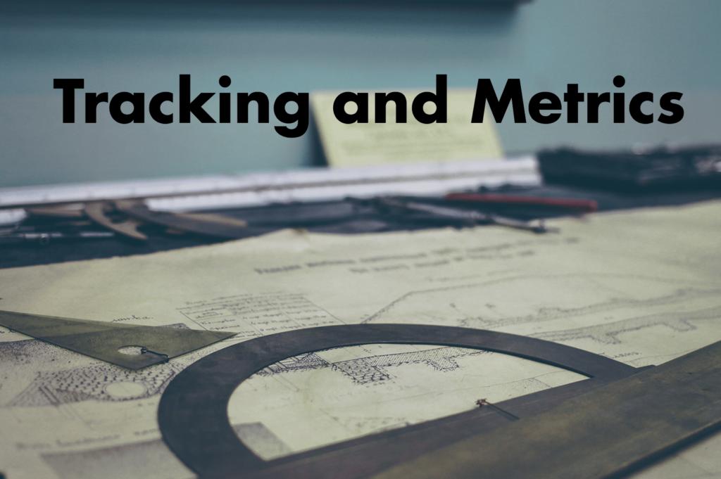 Tracking and Metrics Sustainability
