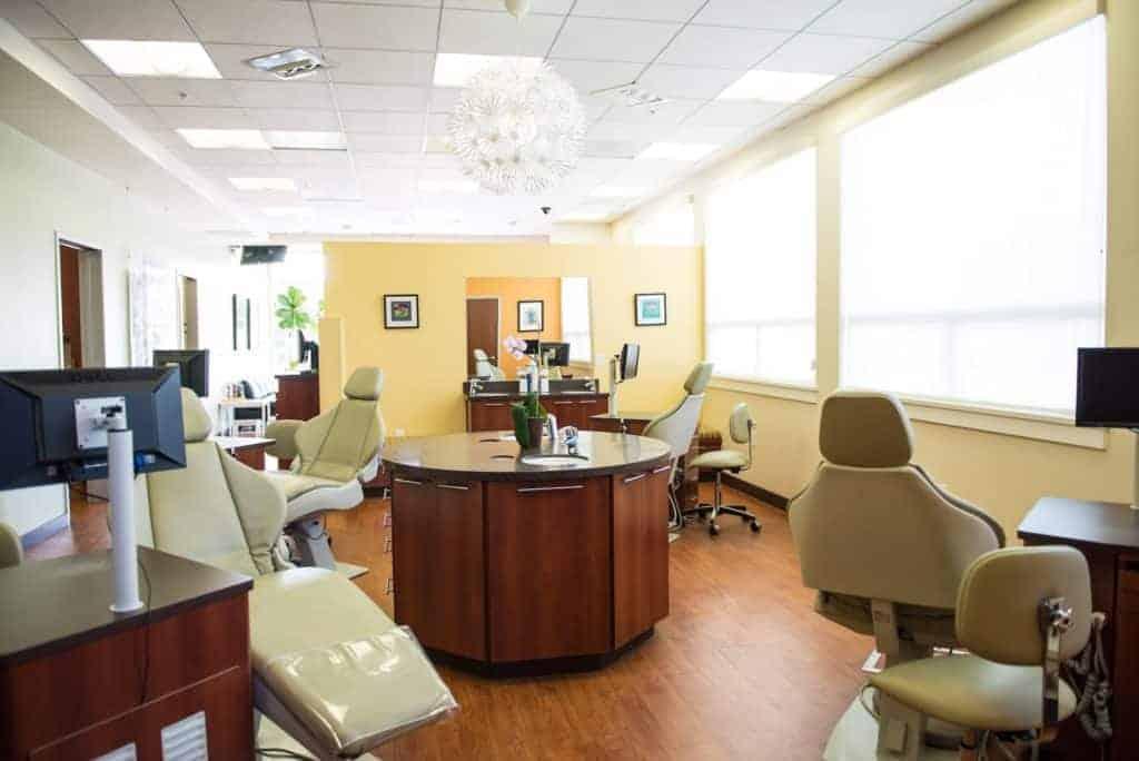 green dental office 2