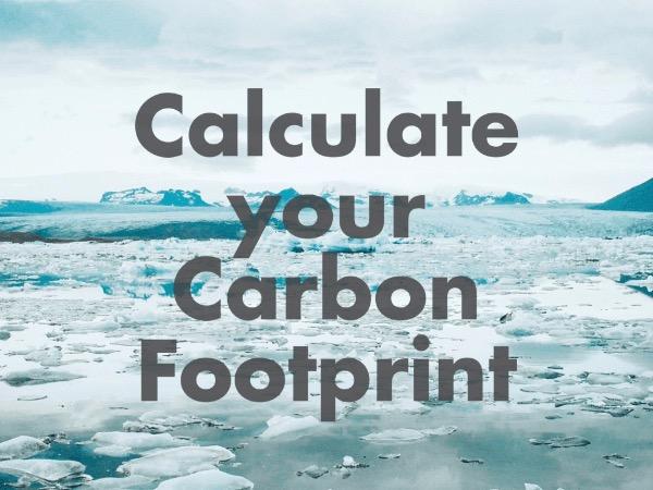calculate carbon footprint